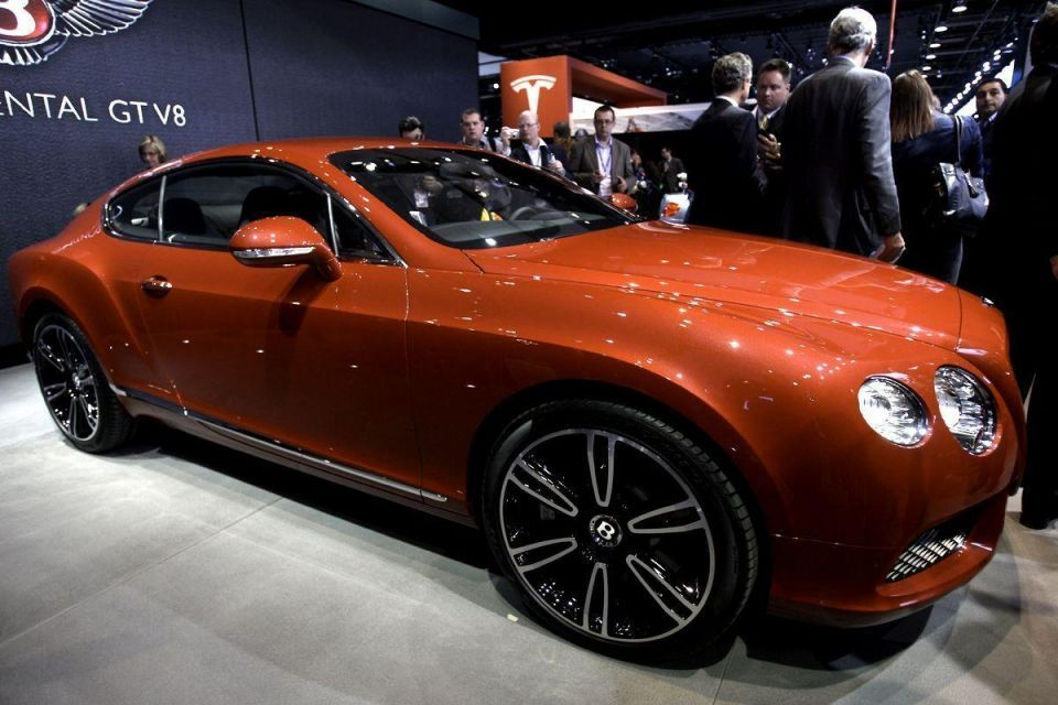 Bentley to pour $9m into Middle East upgrade