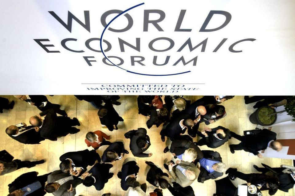 World's richest flock to Davos as '1%' bemoan inequality