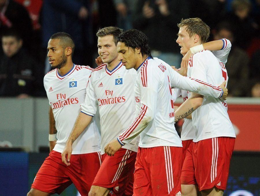 Emirates questions Hamburg FC performance ahead of deal renewal