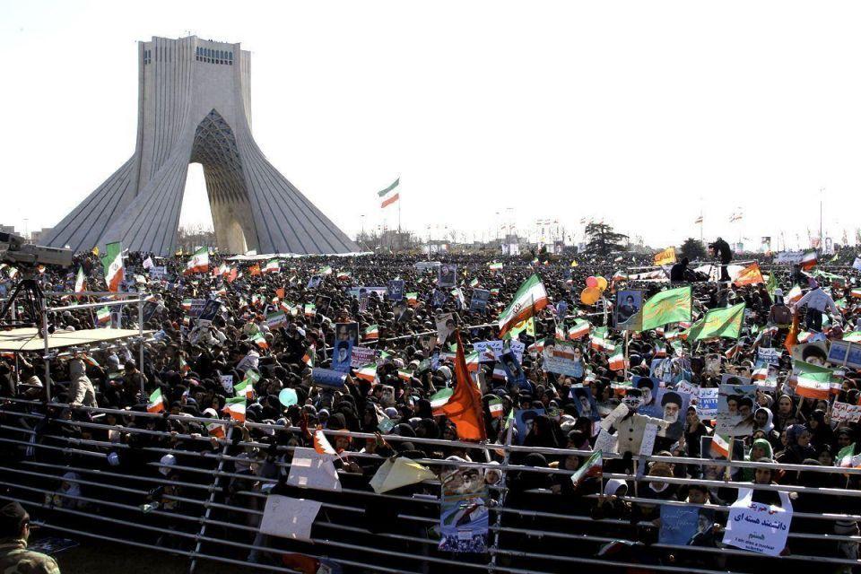 Iran marks 33rd anniversary of Islamist revolution