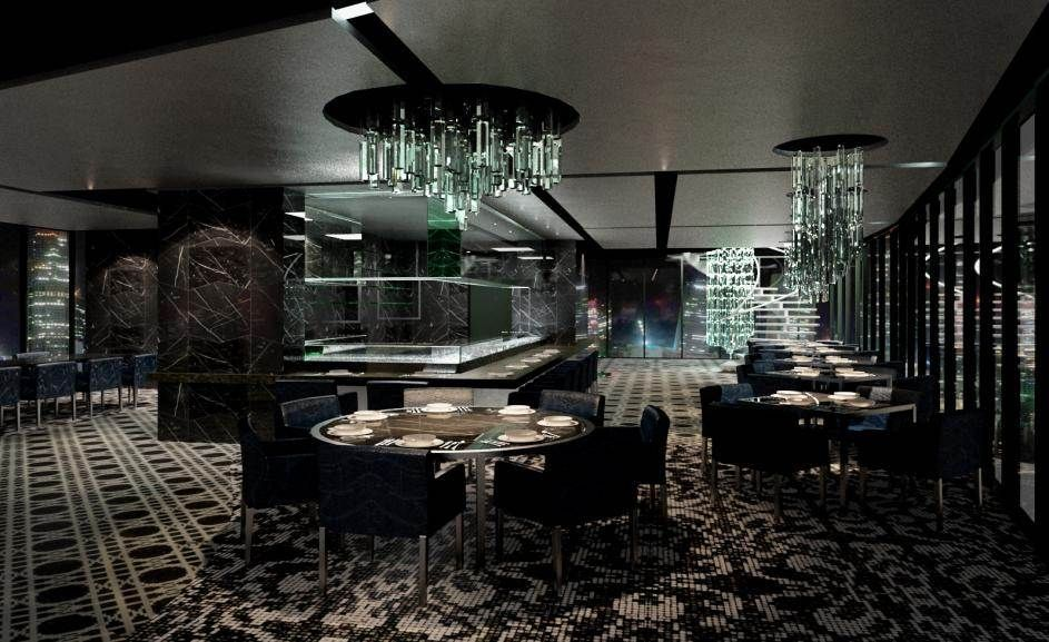 Doha's highest restaurant to open in March
