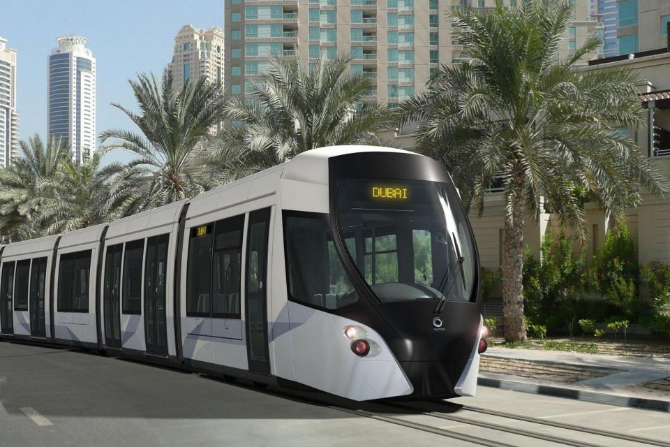 Dubai's trams to hit the tracks on Sunday