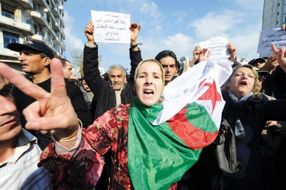 Will there be an Arab Spring in Algeria?
