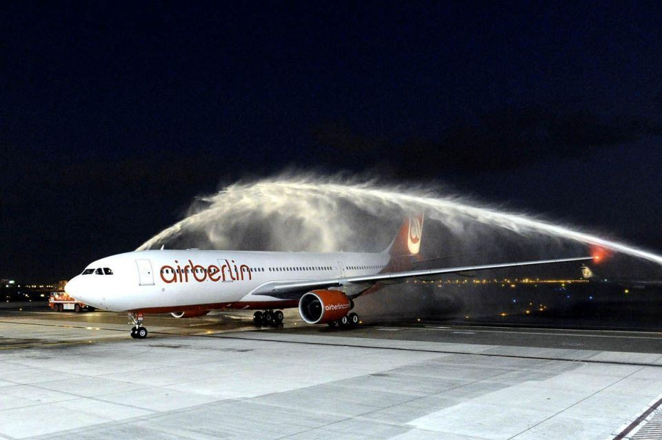 """airberlin could sue over new airport """"mess"""" - CEO"""
