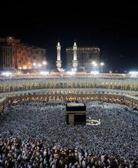 Saudi expects 1.8m foreign pilgrims for Hajj