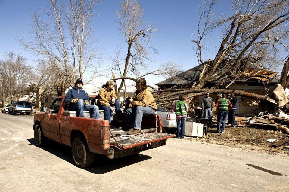Tornados tear through US MidWest