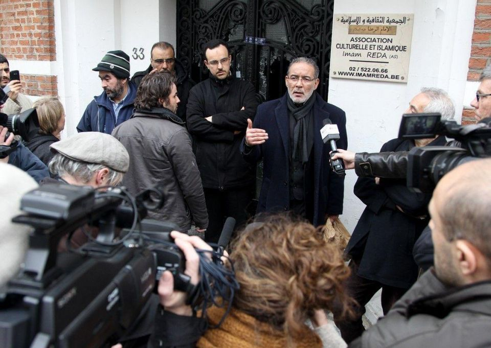 Muslim leaders call for calm after Brussels mosque attack