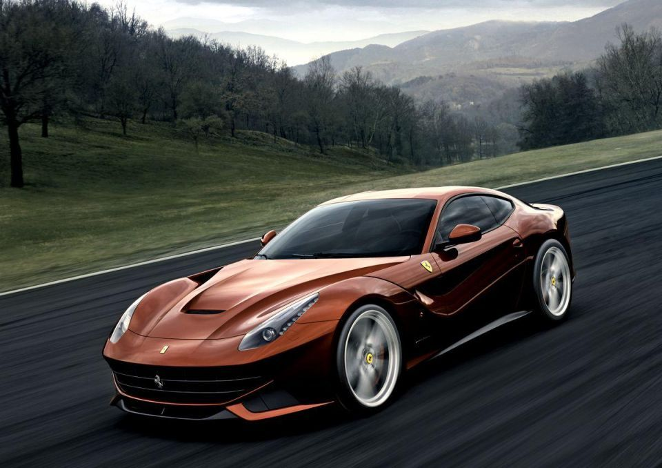Ferrari says Middle East sales up 7% in H1