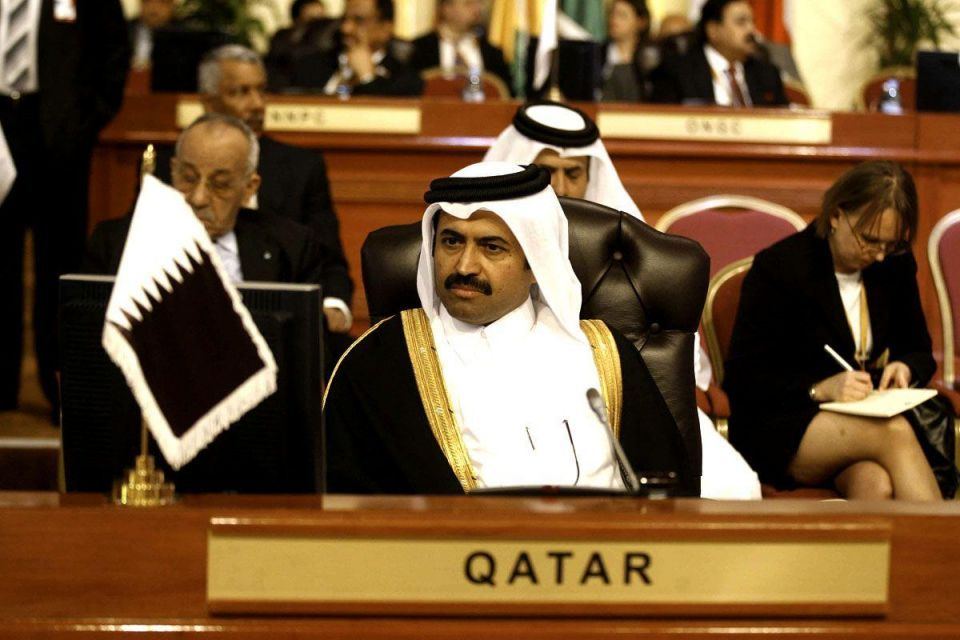 Qatar oil minister says market will settle eventually