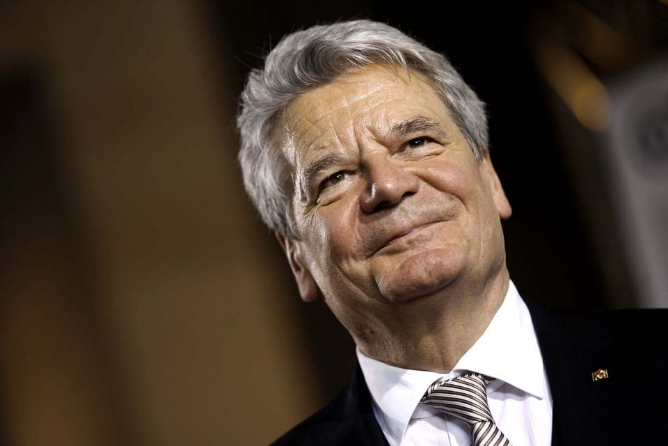 Gauck elected new president of Germany
