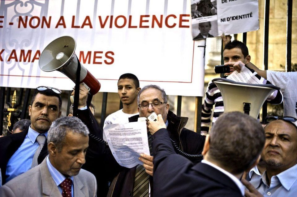French Muslims rally against hate killings