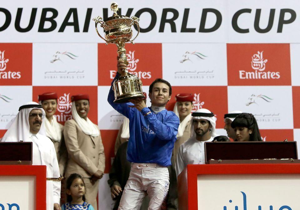 Monterosso wins World Cup for Dubai ruler