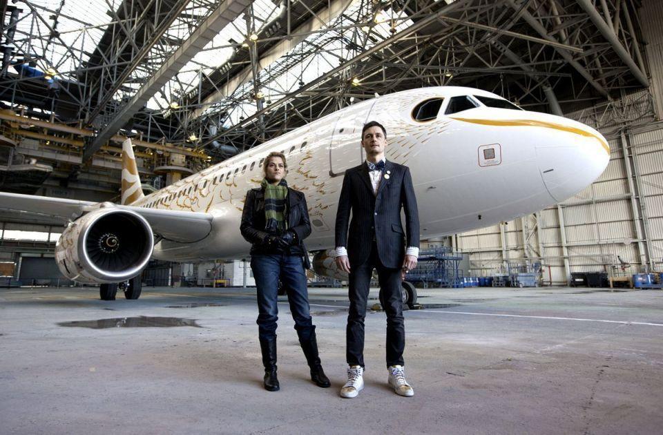 British Airways unveils London 2012 aircraft