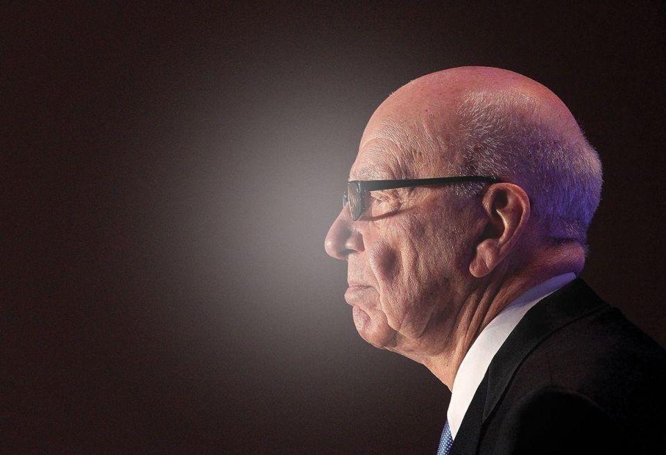 """Rupert Murdoch """"an honourable man"""" - Alwaleed"""