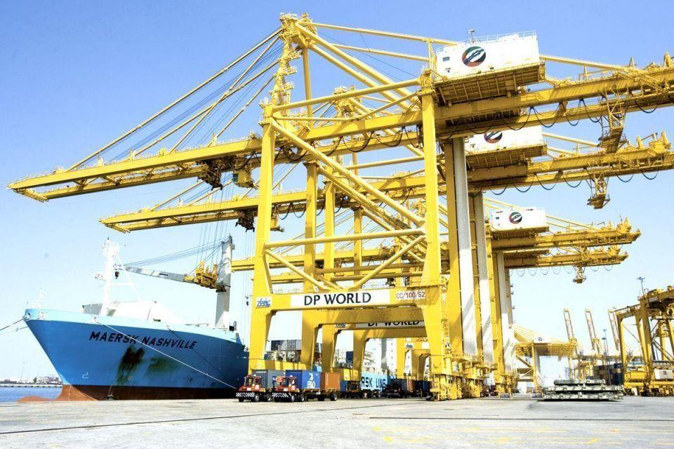 Dubai's DP World says volumes up 9.1% in Q1