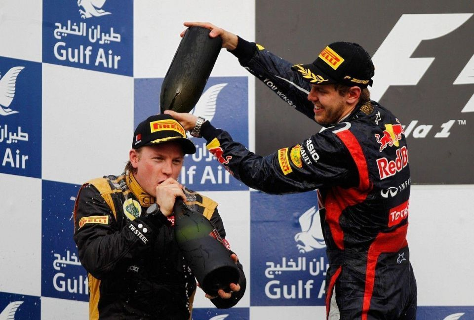 Red Bull's Vettel storms to Bahrain victory