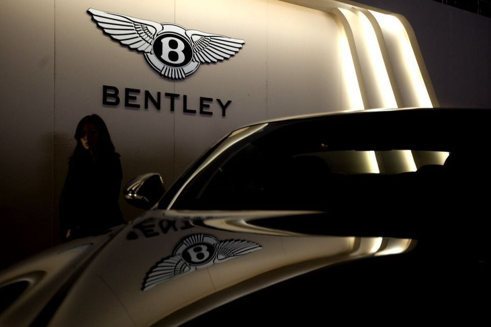 Bentley announces record sales in Middle East
