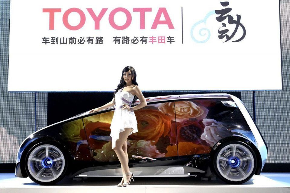 Toyota posts 31% rise in Middle East sales