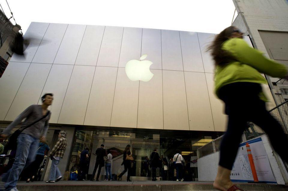 Apple doubles quarterly profits