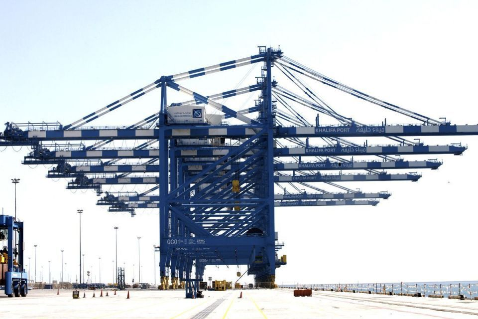 Gulftainer says Sharjah terminal volumes up 14% in H1