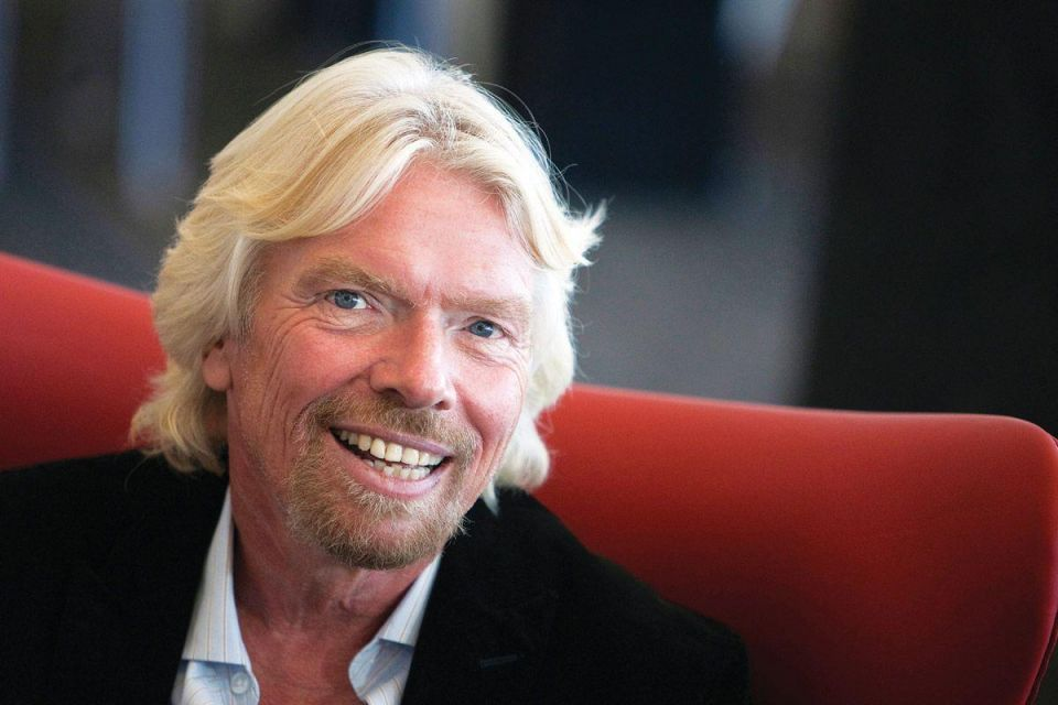 """Richard Branson """"flabbergasted"""" UAE has no bankruptcy law"""