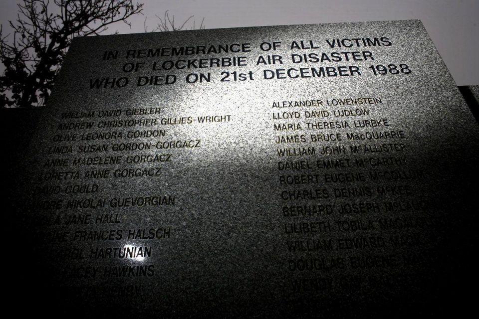 Lockerbie bomber Megrahi dies in Libya