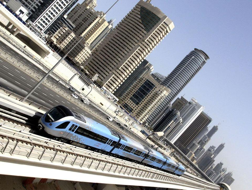 Construction of Dubai Metro extension to start in Q1 2016