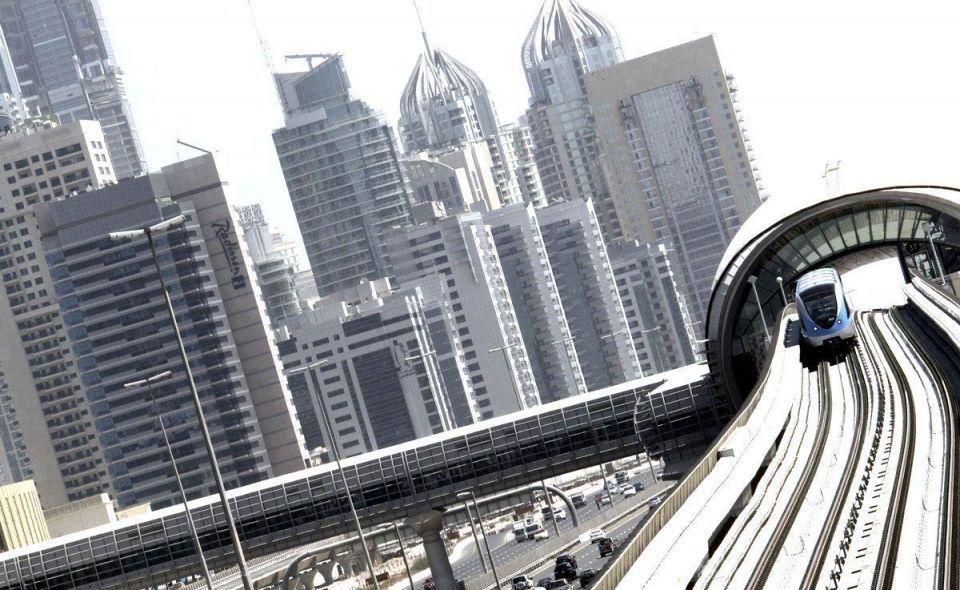 Dubai's RTA reveals plan to cover partial metro closure