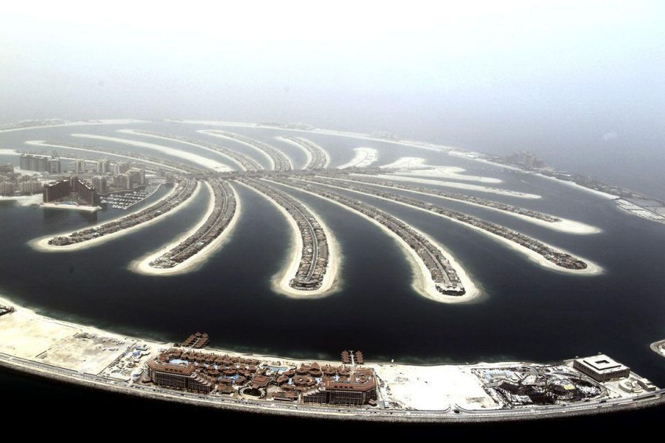 Dubai's DEWA launches Palm Jumeirah water pipeline