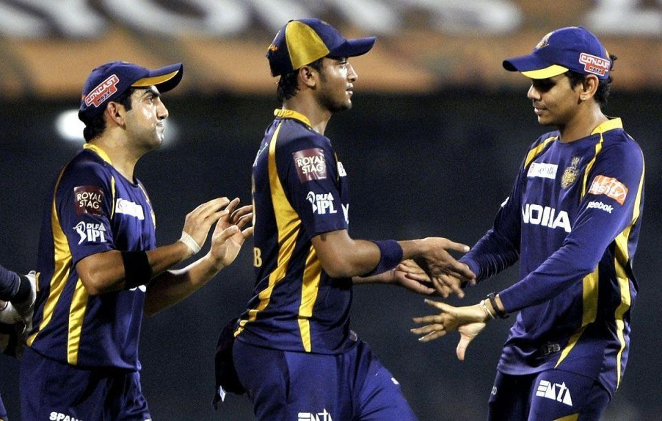 Kolkata Knight Riders win IPL