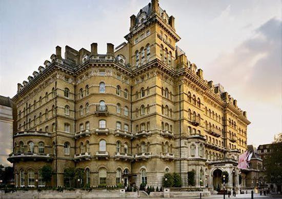 Hong Kong's Langham set to make Dubai hotel debut