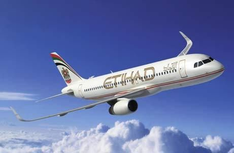 Etihad inks deal to boost fuel savings on A320s