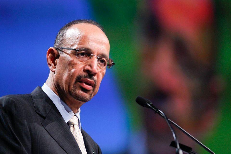 Khalid Al Falih