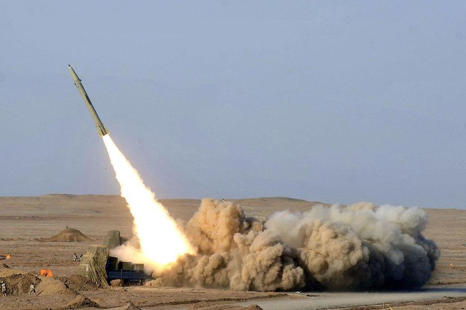 Saudi Arabia intercepts ballistic missiles over Riyadh