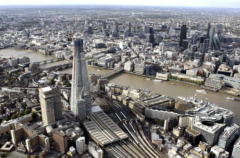 With the pound down, now may be the time to buy in London