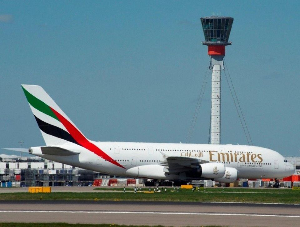 Emirates to launch second daily A380 flight to Frankfurt