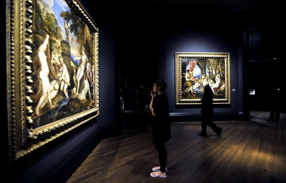 Titian masterpieces go on display at National Gallery exhibition