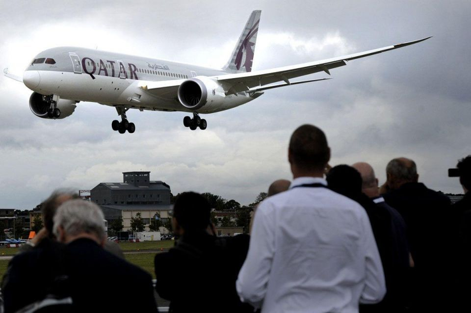 Qatar Airways in talks with 3 UK airports - report