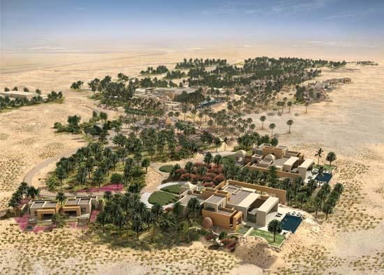 Qatari Diar set to launch luxury Tunisian resort