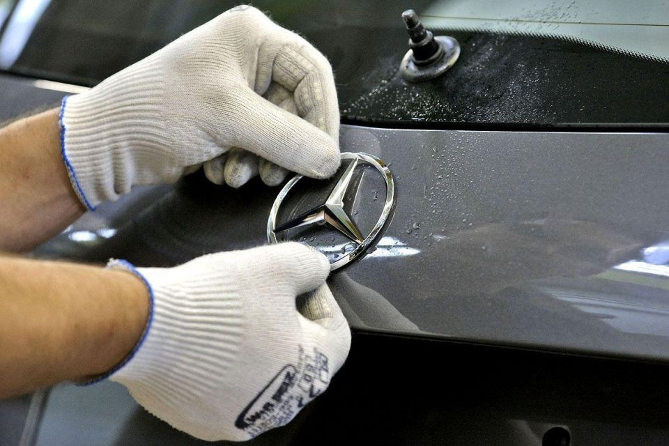 German car giant posts 16% rise in MidEast sales