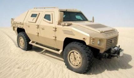 Armoured car maker plans major expansion in UAE