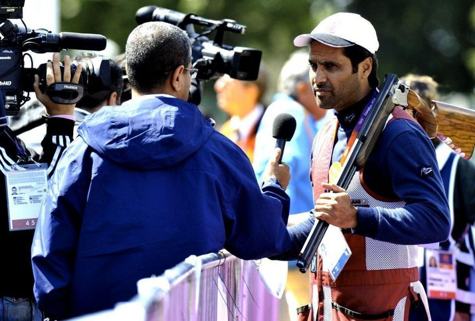 Qatari Olympic medal winner aims for IOC role