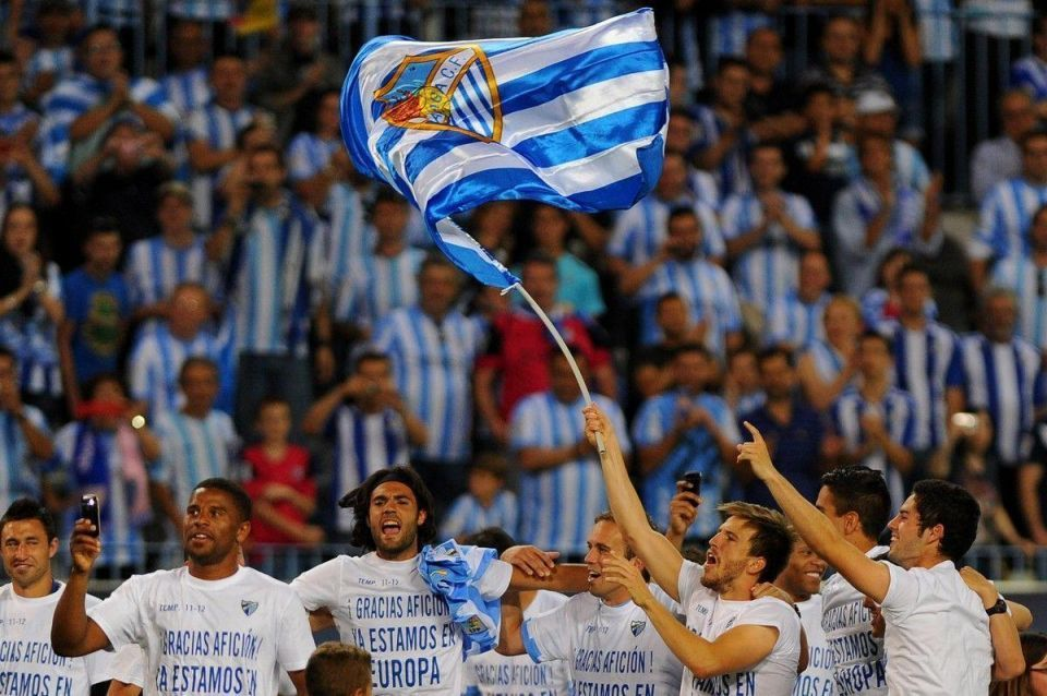 Qatar-owned Malaga loses appeal against UEFA ban