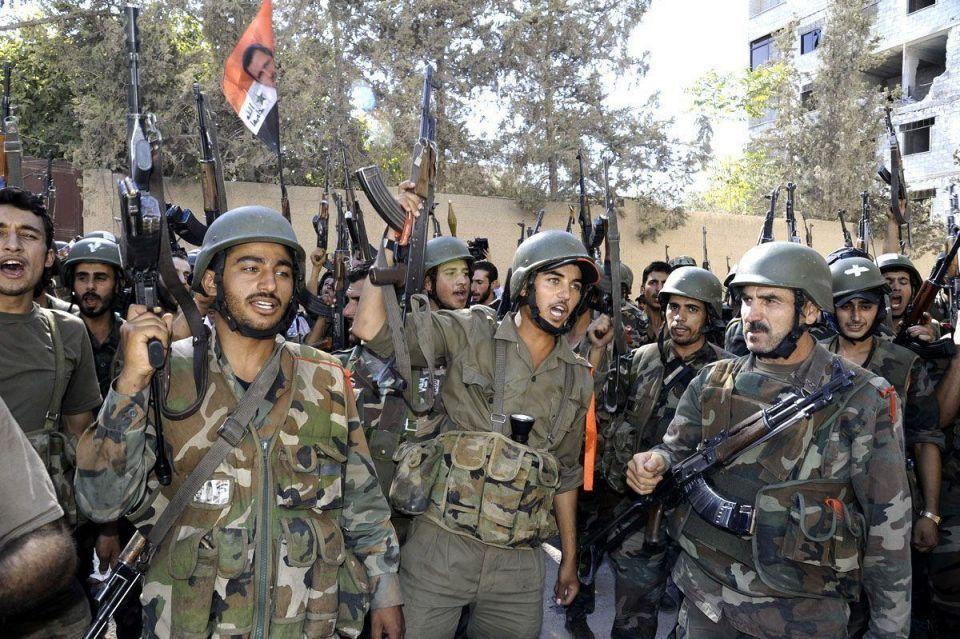 Syria braced for decisive confrontation
