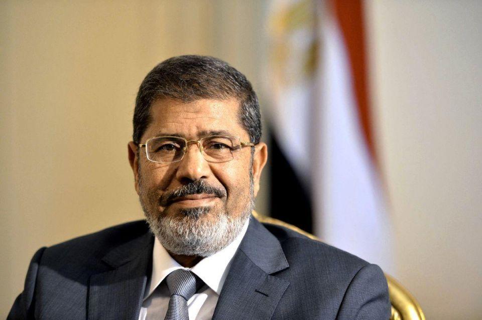 "Syria's ""oppressive regime"" must end - Mursi"