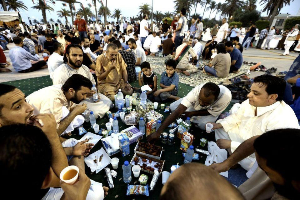 Libyans celebrate first anniversary of Arab Spring uprising