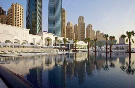 Meydan Beach now open at Dubai Marina