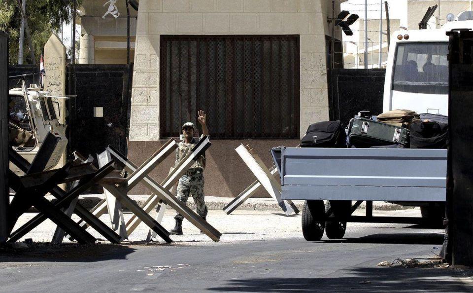 Egypt re-opens Gaza border crossing