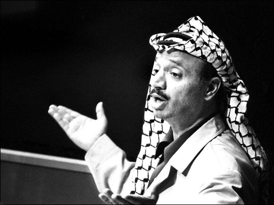 Arafat's grave opened for poison tests