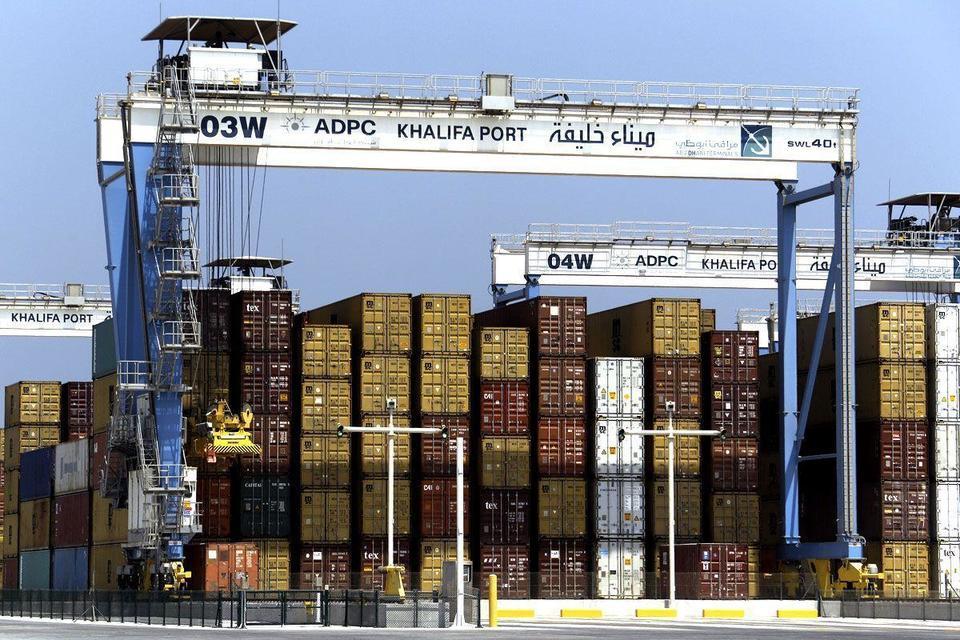 Abu Dhabi launches new $7.1bn port
